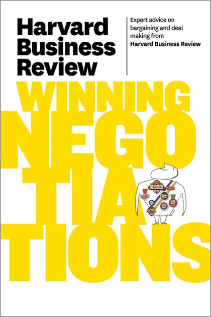 Habits of Merely Effective Negotiators