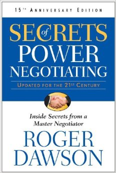 Secrets of Power of Negotiating