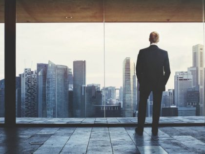 "Why CEOs should learn to embrace the feeling of ""loneliness"""